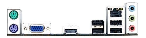 Tarjeta madre H61M-DS2 HDMI de Gigabyte