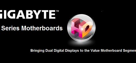 Gigabyte lanza su nueva serie HD de tarjetas madres