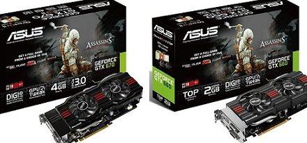 Asus amplía su promoción de juegos descargables a las GTX 670 y GTX 660 DirectCU II
