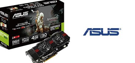 Asus lanza una nueva GeForce GTX 680 4 GB DirectCU II