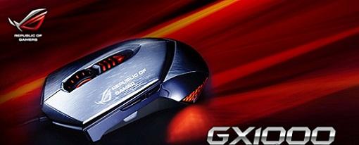 Ratón láser Asus ROG GX1000