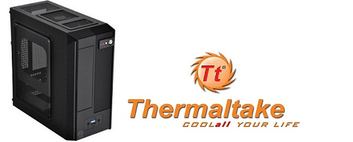 Nuevo case Mini-ITX SD101 de Thermaltake