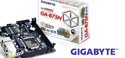 Gigabyte lanzará muy pronto su tarjeta madre GA-B75N