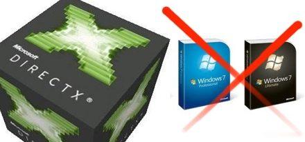 Microsoft: No habrá DirectX 11.1 para Windows 7