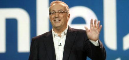 Renuncia el CEO de Intel