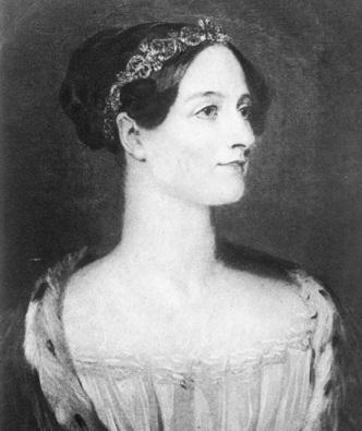 Ada Lovelace - 1815 - 1852