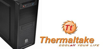 Case mid-tower Versa G2 de Thermaltake