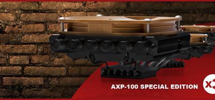 Thermalright prepara su disipador Special Edition Stealth AXP-100