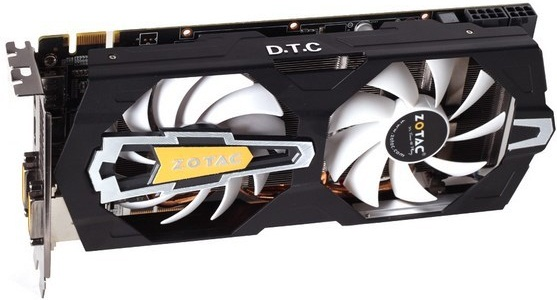 GeForce GTX 660 Destroyer DTC de Zotac