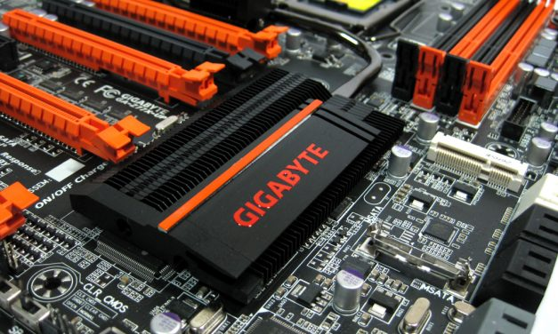 Review: Gigabyte Z77X-UP7