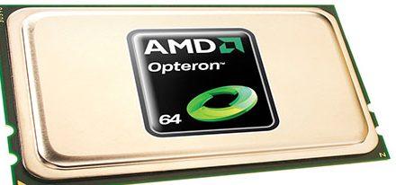Nuevos procesadores AMD Opteron