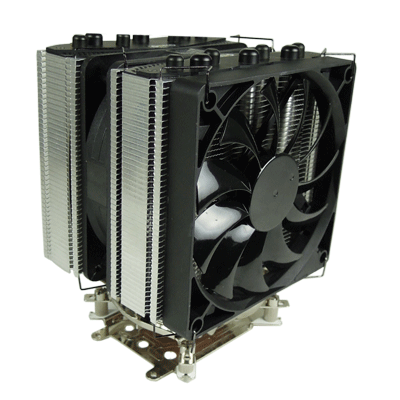 CPU Cooler Black Edition de Gelid