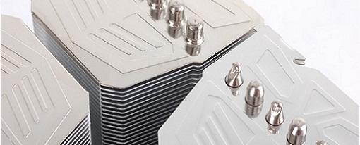 Prolimatech presenta sus disipadores para CPU Megahalems Basic