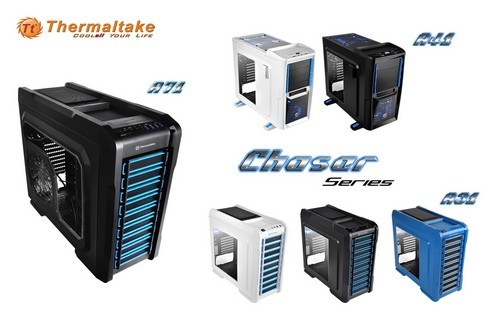 Cases serie Chaser de Thermaltake