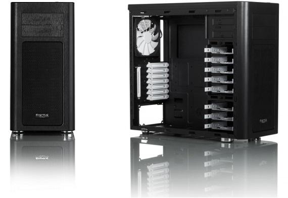Case Arc Midi R2-2 de Fractal Design