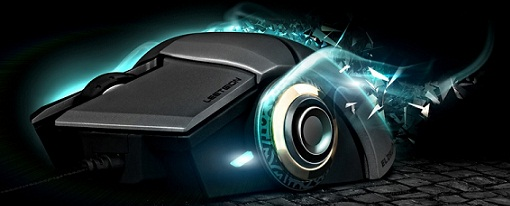 CES 2013 – Leetgion EL'DRUIN ARPG Gaming Mouse