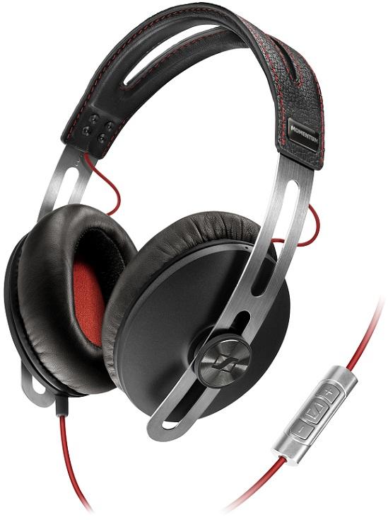Audífonos Momentum Black de Sennheiser