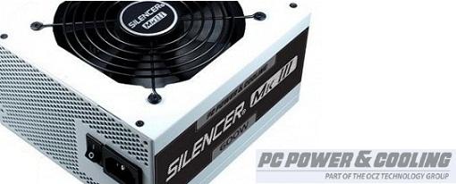 Dos nuevos modelos de fuentes de poder de la serie Silencer MK III