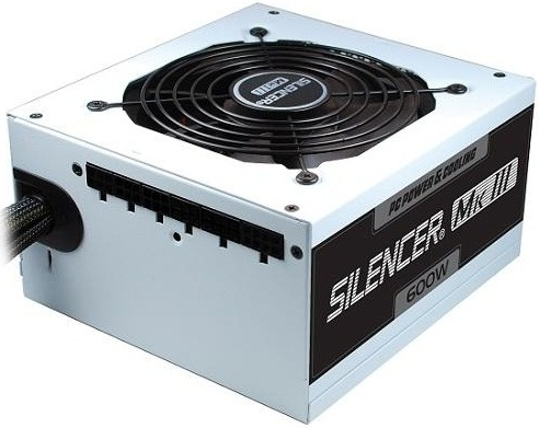 Fuente Silencer Mk III 600W de PC Power & Cooling / OCZ