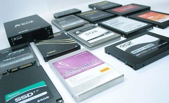 SSD - Unidad de estado sólido - Solid state drive