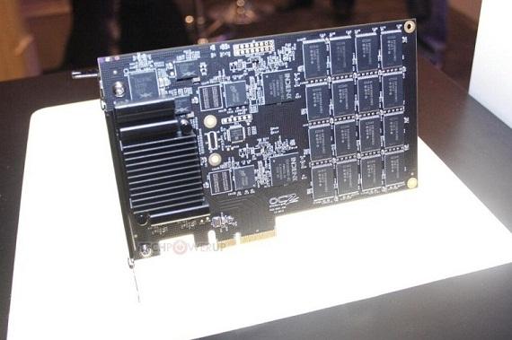 Vector PCIe de OCZ - CES 2013