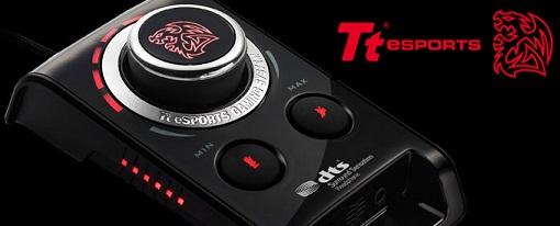 CES 2013 – BAHAMUT External USB Pro-Gaming Sound Card de Tt eSports
