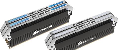 CES 2013 – Dominator Platinum Light Bar Upgrade Kits de Corsair