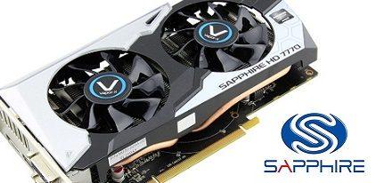 Radeon HD 7770 Vapor-X Black Diamond de Sapphire