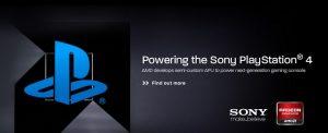 AMD APU - Powering the Sony PlayStation 4