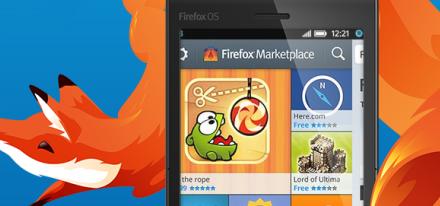 MWC 2013 – Mozilla apuesta a la telefonía celular con Firefox OS
