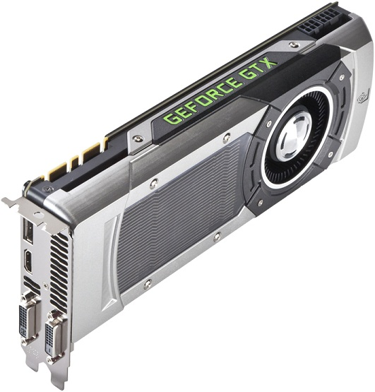 GeForce GTX Titan de Asus