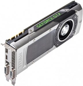 GeForce GTX Titan de Nvidia