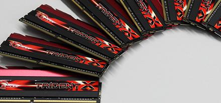 G.Skill logra la velocidad de memoria DDR3 más rápida del mundo en configuración Quad Channel