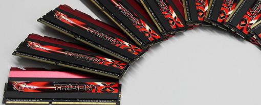 G.Skill lanza el kit de memorias DDR3 de 32 GB más rápidas del mercado