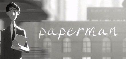 Paperman el cortometraje de Disney nominado a los Oscar
