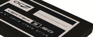 SSD Vertex 3.20 de OCZ