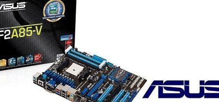 Asus introduce su nueva tarjeta madre F2A85-V