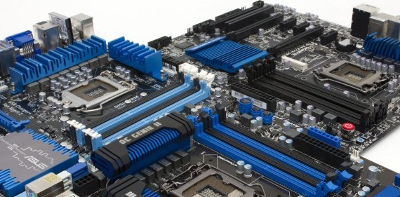tarjeta madre - mobo - placa base - mother board