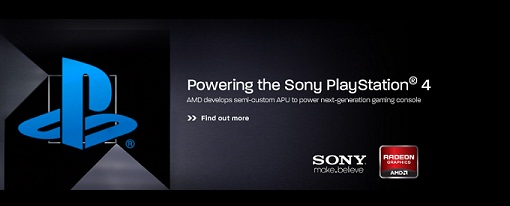 AMD afirma que la APU para la PS4 es la más potente que han fabricado