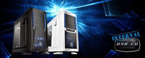 Nuevos cases Chaser A41 de Thermaltake