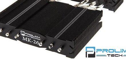 Nuevo VGA Cooler MK-26 Black Series de Prolimatech