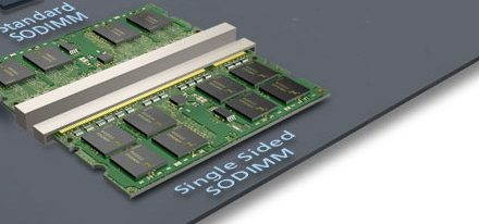 Micron Technology muestra sus módulos DRAM DDR3 'Single-Sided'