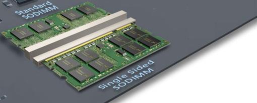 Micron Technology muestra sus módulos DRAM DDR3 'Single-Sided'