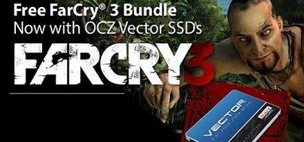 Recibe FarCry 3 gratis con la compra de los SSDs Vector de OCZ