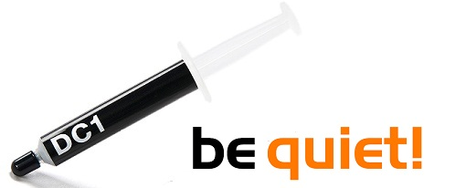 be quiet! introduce su pasta térmica DC1