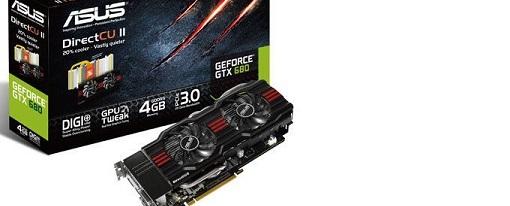 Asus lanza su actualización UEFI GOP VBIOS para las GeForce GTX 680