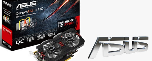Asus Radeon HD 7790 Direct CU II