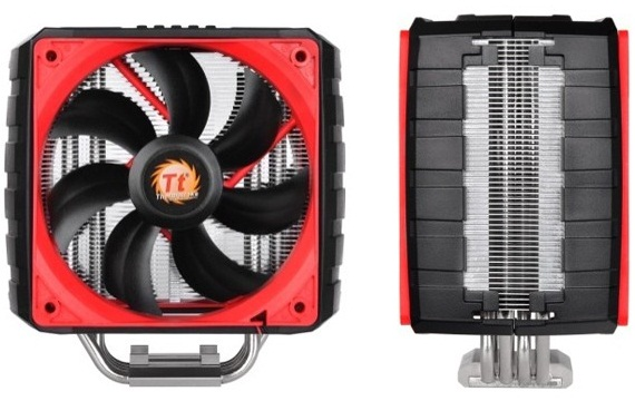 CPU Cooler NiC C4 de Thermaltake - CLP0607