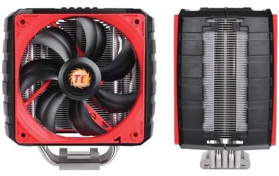 CPU Cooler NiC C5 de Thermaltake - CLP0608
