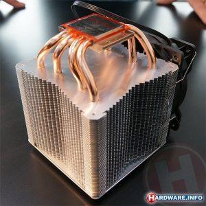 CPU Cooler Shadow Rock 2 de Be Quiet!